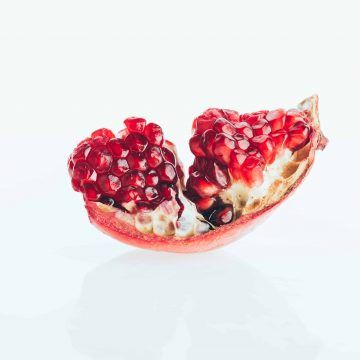 Piece of Pomegranate