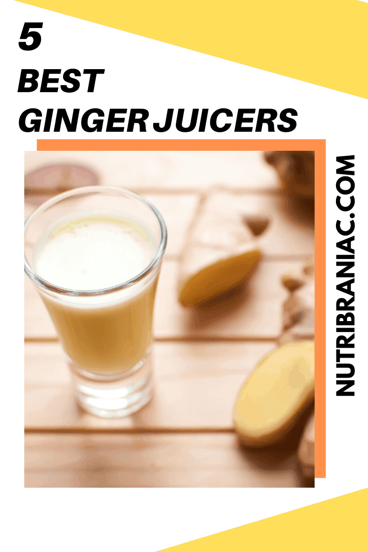 Heard about ginger shot benefits and want to make ginger shots at home? Then, you need the right juicer. Check out our helpful buying guide. We talk about everything from the best ginger juicers to how to make ginger shots without a juicer. #gingershotrecipewithoutjuicer #howtojuicegingerwithoutajuicer #juicingforbeginners #bestjuicermachine #healthandwellness #juicingrecipes #plantbaseddiet